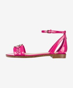 Guess - Reaka2 Sandale pentru Femei - 83634 - culoarea Roz
