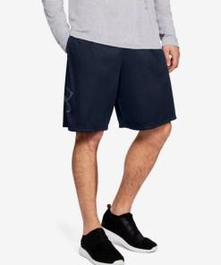 Under Armour Tech™ Graphic Pantaloni scurți pentru Bărbați - 76256 - culoarea Albastru