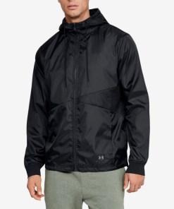 Under Armour Unstoppable Windbreaker Jachetă pentru Bărbați - 83467 - culoarea Negru
