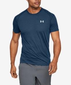 Under Armour Streaker 2.0 Tricou pentru Bărbați - 83475 - culoarea Albastru
