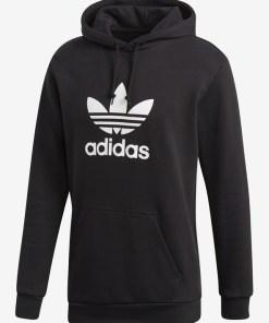 adidas Originals Trefoil Hanorac pentru Bărbați - 86355 - culoarea Negru