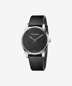 Calvin Klein Steadfast Ceas pentru Bărbați - 89559 - culoarea Negru