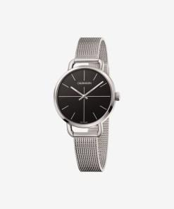 Calvin Klein Even Extension Ceas pentru Bărbați - 89631 - culoarea Argintiu