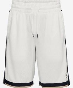 Under Armour Sportstyle Pantaloni scurți pentru Bărbați - 84718 - culoarea Alb