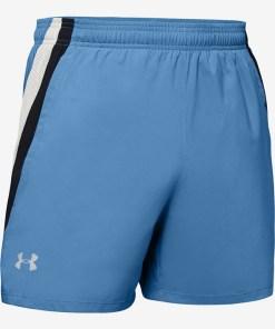 Under Armour Launch SW 5'' Pantaloni scurți pentru Bărbați - 82569 - culoarea Albastru