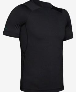 Under Armour RUSH™ Tricou pentru Bărbați - 90266 - culoarea Negru