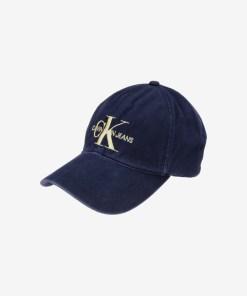 Calvin Klein Monogram Șapcă pentru Bărbați - 89784 - culoarea Albastru