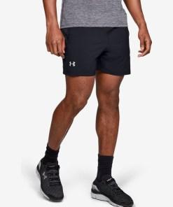 Under Armour Launch SW 5'' Pantaloni scurți pentru Bărbați - 82569 - culoarea Negru
