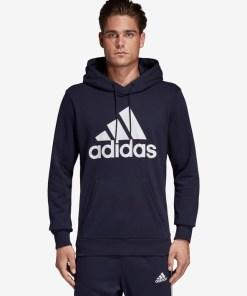adidas Performance Must Haves Badge Of Sport Hanorac pentru Bărbați - 90699 - culoarea Albastru
