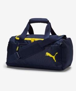 Puma Fundamentals Genți pentru sport pentru Bărbați - 90579 - culoarea Albastru
