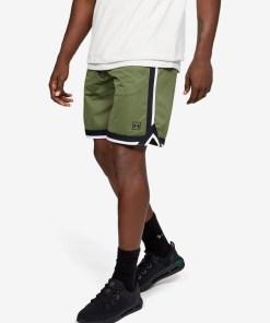 Under Armour Sportstyle Pantaloni scurți pentru Bărbați - 84718 - culoarea Verde