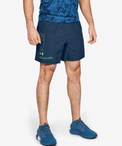 Under Armour Speed Stride Pantaloni scurți pentru Bărbați - 82568 - culoarea Albastru