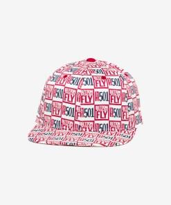 Levi's 501® Șapcă de baseball pentru Bărbați - 90539 - culoarea Roșu