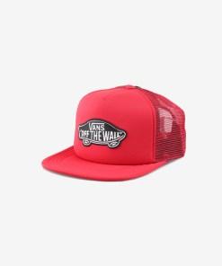 Vans Șapcă de baseball pentru Bărbați - 91298 - culoarea Roșu