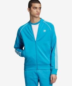 adidas Originals SST Hanorac pentru Bărbați - 92133 - culoarea Albastru