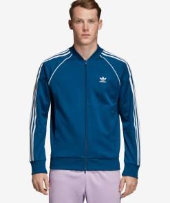 adidas Originals SST Hanorac pentru Bărbați - 92319 - culoarea Albastru