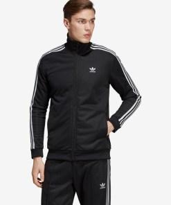 adidas Originals Beckenbauer Hanorac pentru Bărbați - 92514 - culoarea Negru