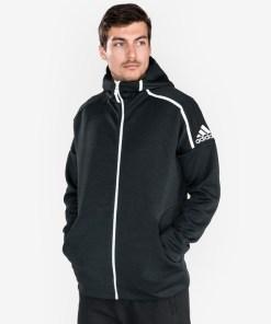 adidas Originals Z.N.E. Fast Release Hanorac pentru Bărbați - 92621 - culoarea Negru