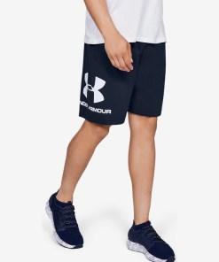 Under Armour Sportstyle Pantaloni scurți pentru Bărbați - 82769 - culoarea Albastru