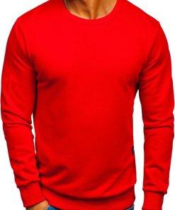 Bluza barbati rosu Bolf 171715