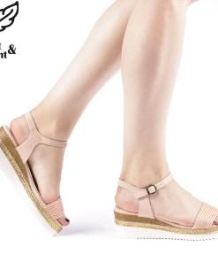 Sandale dama Risau roz