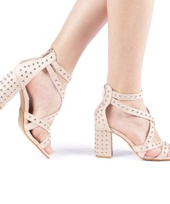 Sandale dama Nudil nude