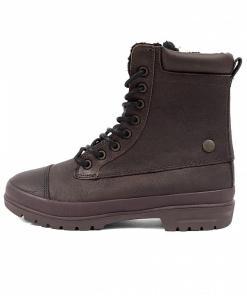 Ghete Amnesti WNT Boot brown/chocolate