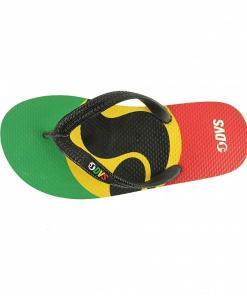 Sandale Marbella Sandal black/rasta