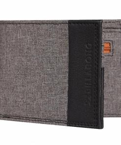 Portofel All Day Wallet charcoal heather