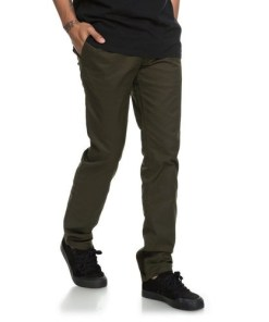 Blugi barbati DC Shoes Worker-Slim Fit Chinos EDYNP03135-KRY0