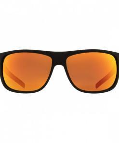 Ochelari LOOM-001 matt black/red mirror