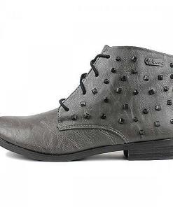 Ghete Exhibition Boot grey