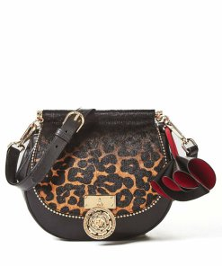 Geanta de umar Guess Glory Saddle Bag