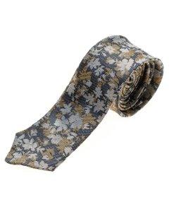Cravată elegantă bărbați bleumarin Bolf K109