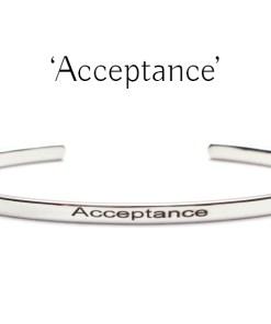 Bratara Argint 'Acceptance'