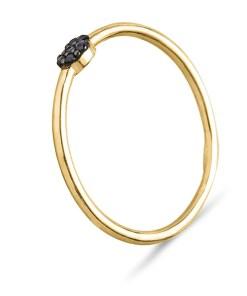 Inel Argint Eva Gold