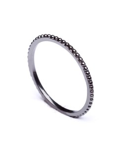 Inel Argint Fine Way Black