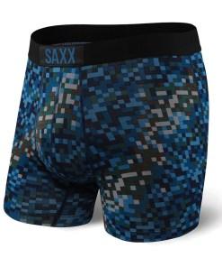Boxeri barbatesti SAXX Vibe Ocean Camo