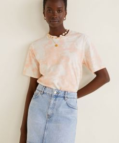 Mango - Fusta jeans Musthave 1727394