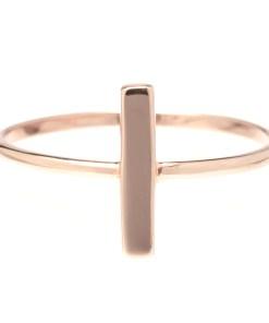 Inel Argint Simplicity