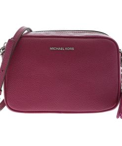Michael Kors Crossbodies Bag In Red Cyclamen Red