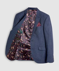 Sacou elegant slim fit - din amestec de lana 2125636
