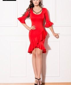 Rochie de zi Flamenco Style Rosie