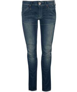 Blugi skinny fit G Star 5620 Tapered Jade Embro Jeans Mens