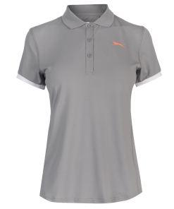 Haine femei Slazenger Court Polo Shirt Ladies
