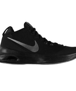 Tenisi Nike Performance Air Versatile Basketball Nubuck Trainers Mens