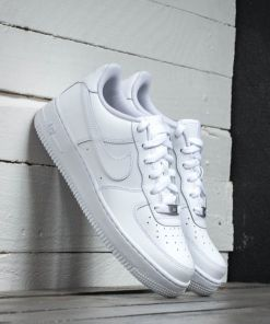 Nike Air Force 1 (GS) White/ White-White