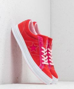 Converse One Star Ox Enamel Red/ Pink Pop