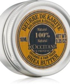 L'Occitane Karite BIO 100% unt de shea pentru piele uscata