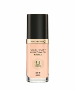Fond de ten 3 in 1 Max Factor Facefinity All Day Flawless, N55 Beige, 30 ml